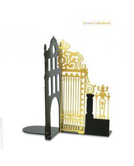 Très belle horloge Design Broken time pour une décoration d'intérieur moderne et contemporaine. Hauteur 40 cm