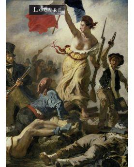 Wall clock Tango Argentino dancers. Diameter 40 cm