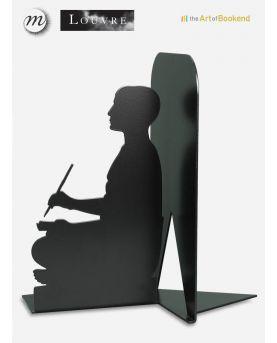 L'horloge design Twister idéale pour être intégrée dans des décorations contemporaines. Hauteur 40 cm