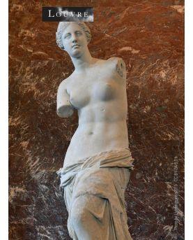 Vue rapprochée de l'horloge design Circus. Dimensions 40 cm. Acier découpé laser