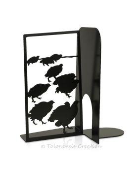 L'horloge Zodiaque s'intègre harmonieusement dans des intérieurs aussi bien classiques que modernes.