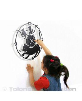 Bird wall ornament. Width 90 cm