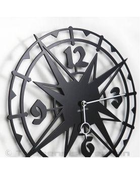wall clock Gibson ES-335 close-up
