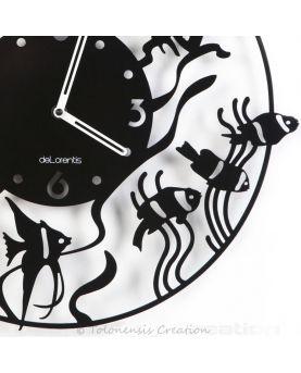 Ambient Led Lamp Varsovia by night. Width 50 cm