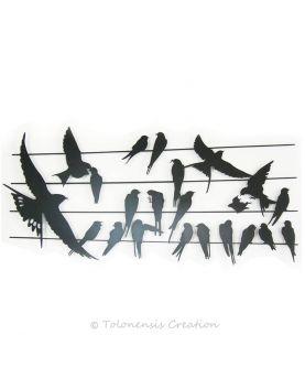 Boite imprimée offset pour le conditionnement de un serre-livres