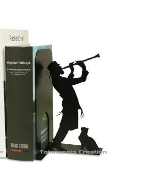 Bookend Judaica Jewish music Klezmer clarinet
