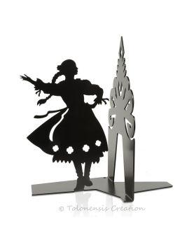 Bookend Judaica Jewish music Klezmer clarinet