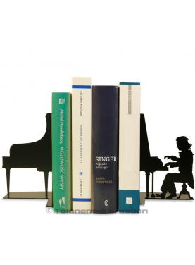 The set of bookends Ludwig van Beethoven on hispiano