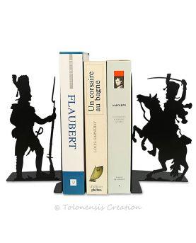 Magnifique paire de serre-livres Ludwig van Beethoven a son piano. Hauteur 19 cm