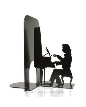 Le serre-livres Stanczyk le fou du roi d'après un tableau du fameux peintre polonais Jan Matejko