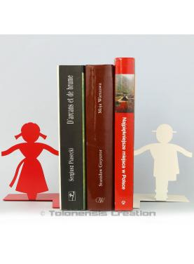 Bookends Polish Folk Górale. Height 15 cm
