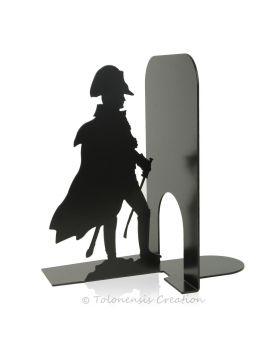 La très belle horloge Art Deco en métal possède un diamètre de 40 cm