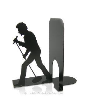 Wall clock Charleston. Height 40 cm