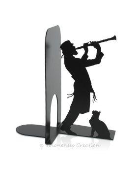 Autre vue de la fameuse horloge poissons Atol créée par Tolonensis Création. Diamètre de 40 cm