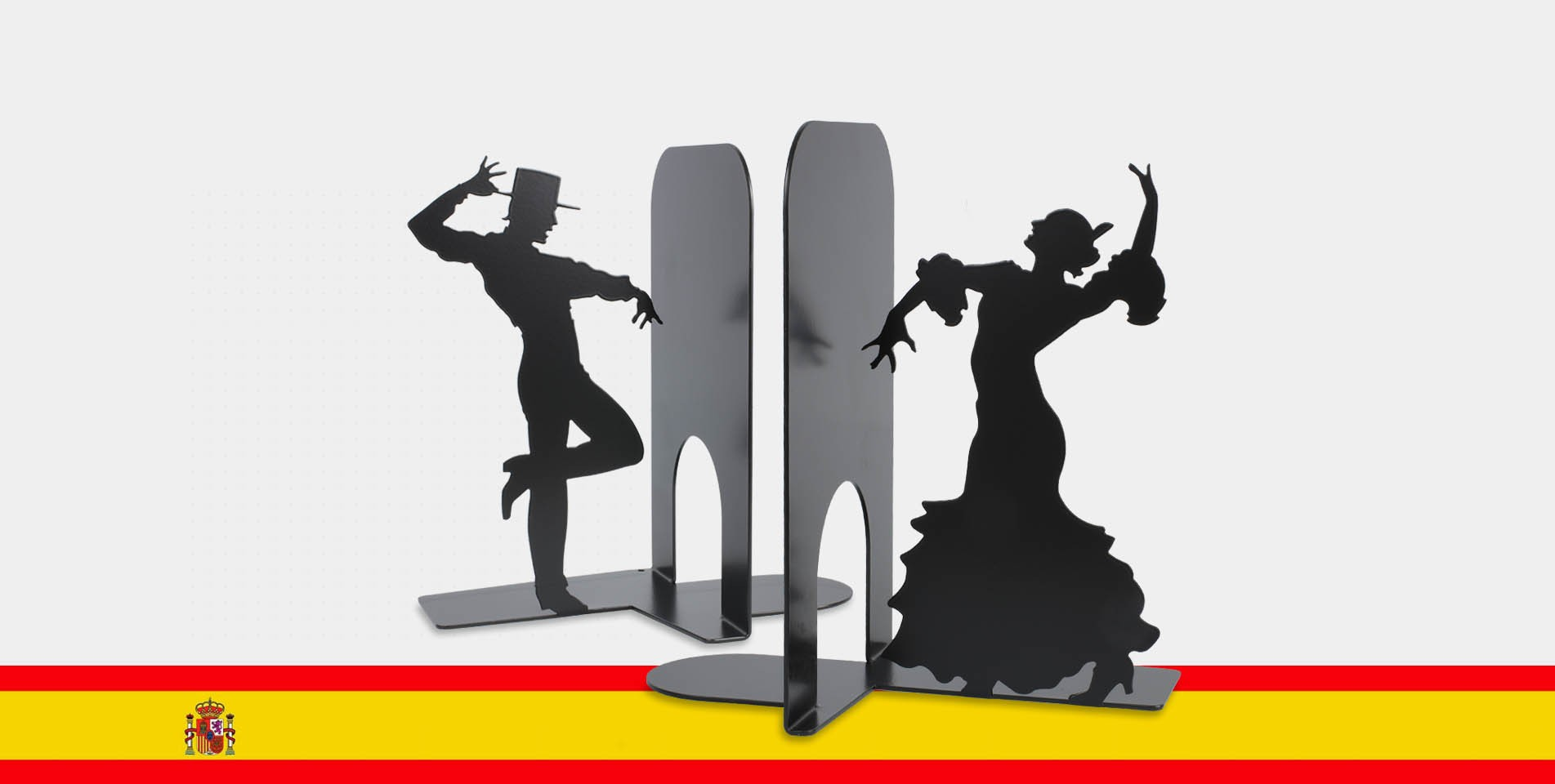 Bookends the Flamenco dancers